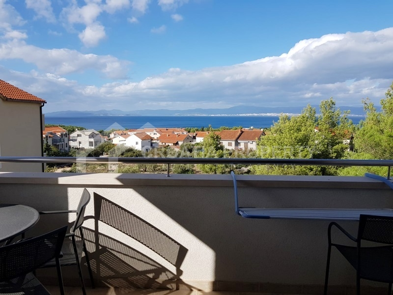 Two bedroom apartment, sea view, Supetar
