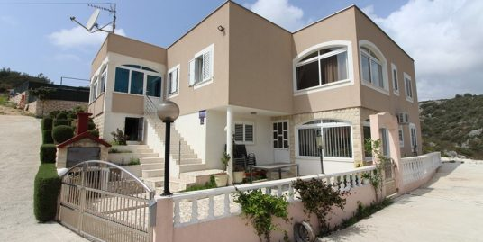 Modern detached house for sale