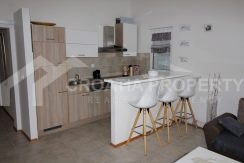 Modern apartment in Rogoznica 1686 - kitchen space (1)