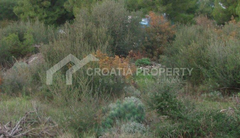 Building plot with sea view Ciovo (3)