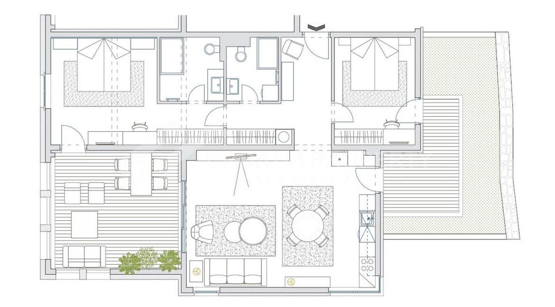 Sibenik apartment - 1710 - photo (18)