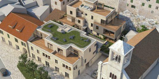 Luxury new build apartments Sibenik