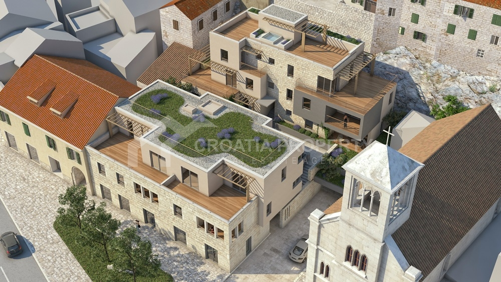 Luxury new build apartments Sibenik