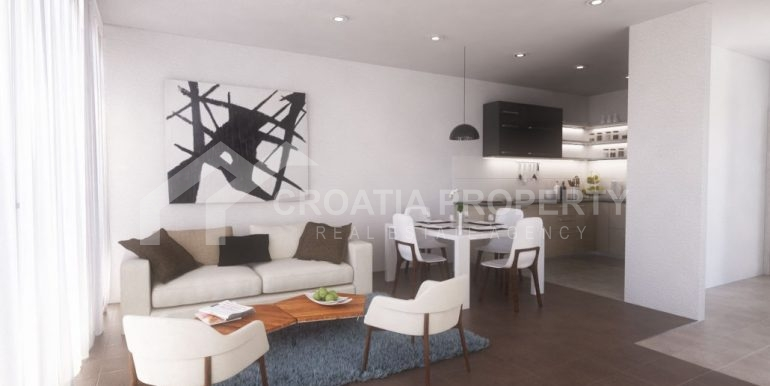 modern apartments with view Rogoznica (8)