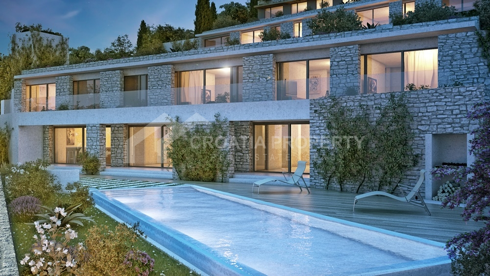 Building plot with project for sale Dubrovnik