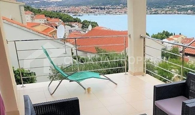 detached house vitw seaview Ciovo (24)