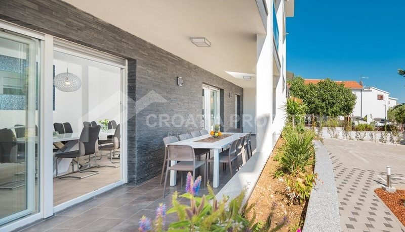 Villa with beautiful seaview, Rogoznica (8)