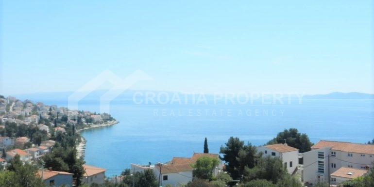 new apartments with seaview Ciovo