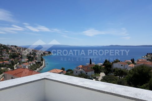Apartments with sea view, Ciovo island - 1770 - view (1)