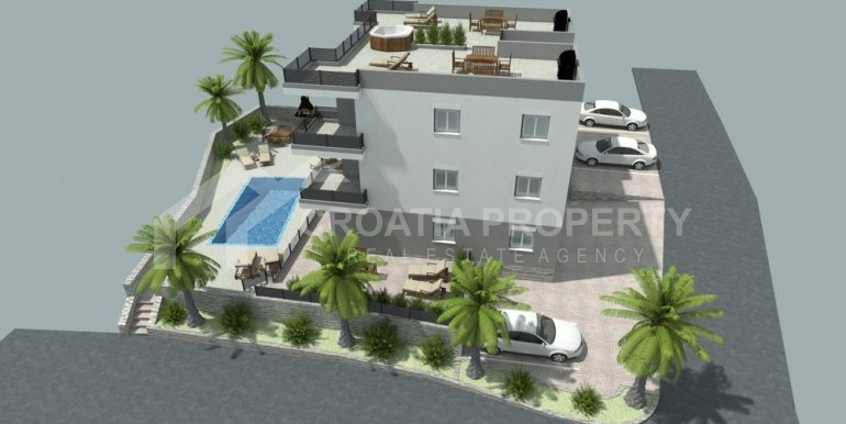 new built apartment Ciovo (1)