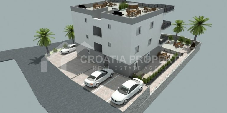 new built apartment Ciovo (2)