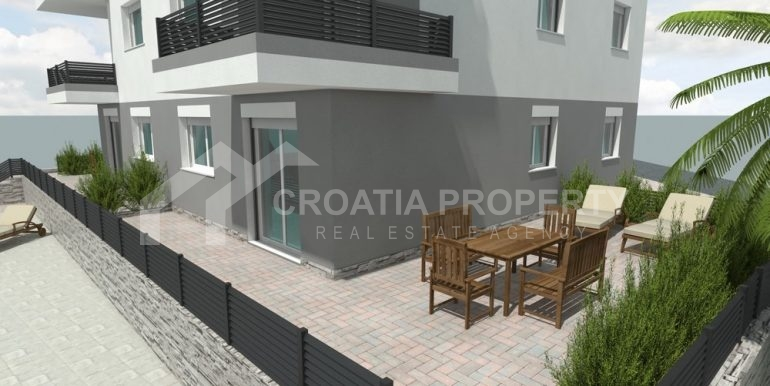 new built apartment Ciovo (7)
