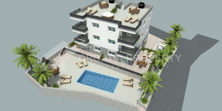 new built apartment Ciovo (9)