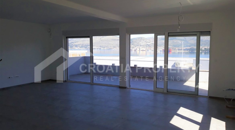 new sea view apartment Ciovo - 1773 - photo (3)