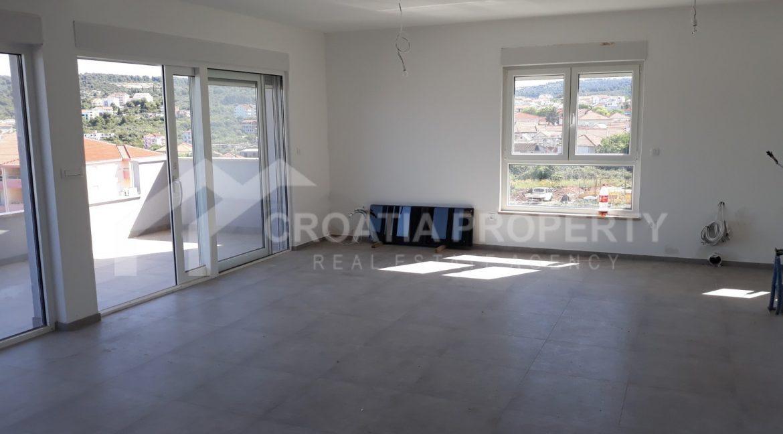 new sea view apartment Ciovo - 1773 - photo (4)
