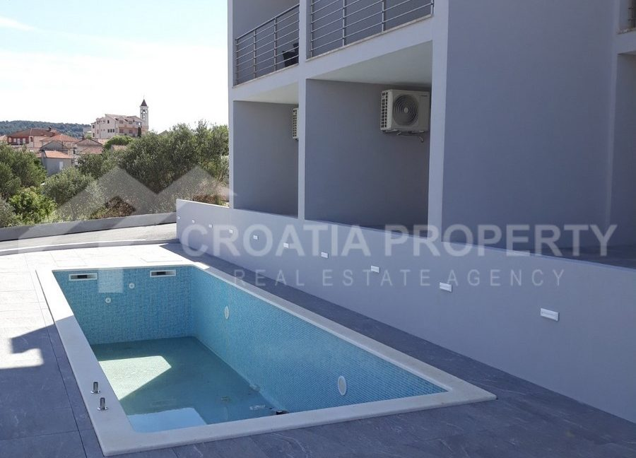 new sea view apartment Ciovo - 1773 - photo (5)