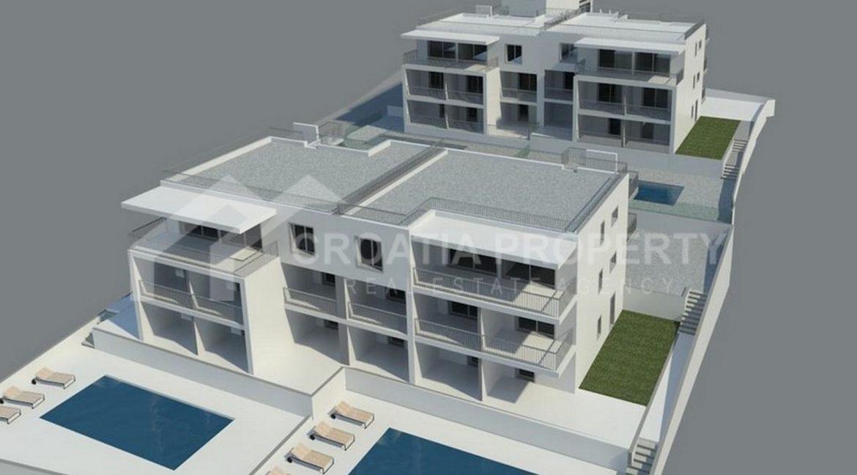new sea view apartment Ciovo - 1773 - photo (9)