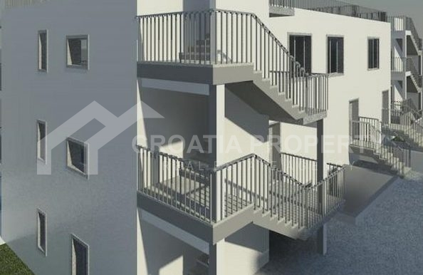 newbuild apartments with seaview CIovo (1)