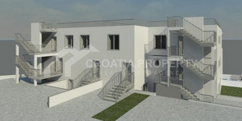 newbuild apartments with seaview CIovo (2)