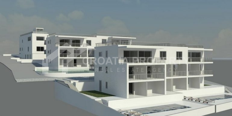 newbuild apartments with seaview CIovo (4)