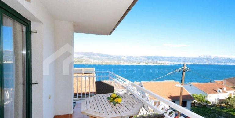 apartment house seaview Ciovo