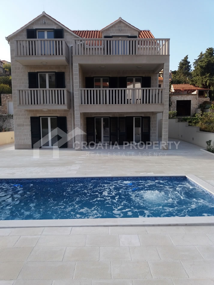 Villa for sale Brac, newly built with pool