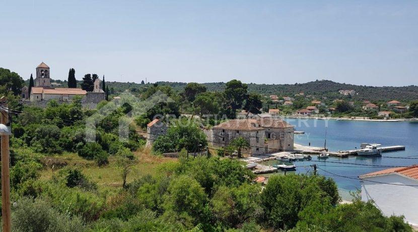 house with seaview Drvenik (1)