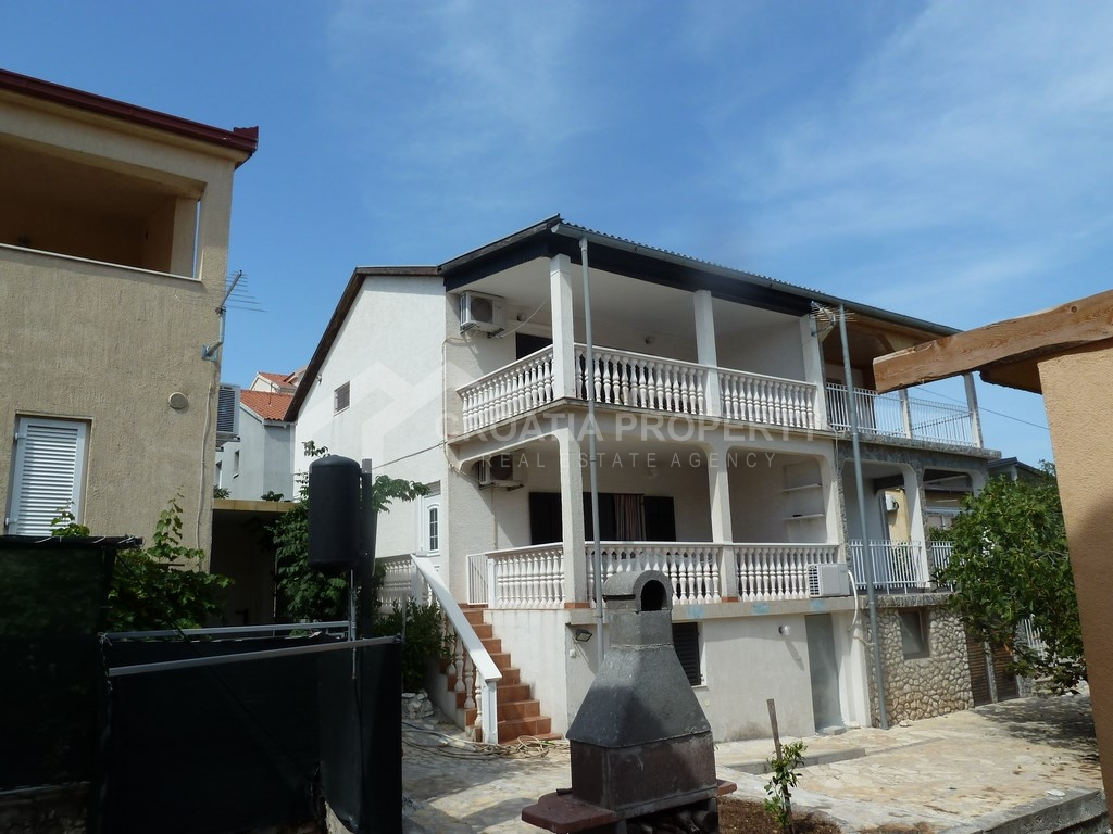 Sea-view house for sale Rogoznica