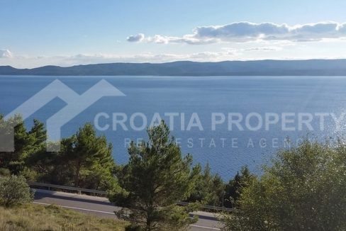 Excellent building land for sale Omis - 1851 - view (1)