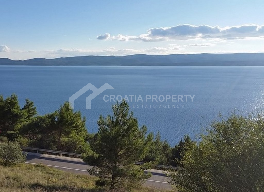 Excellent building land for sale Omis