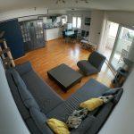Spacious apartment for sale Split, Meje area - 1872 - living room (1)