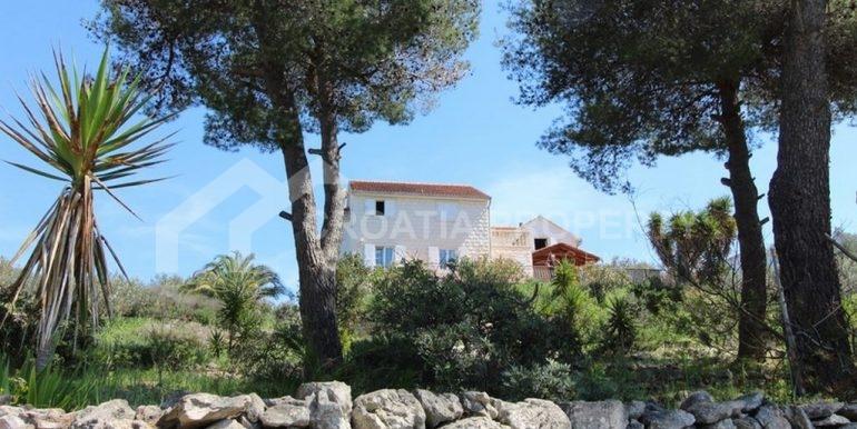 seafront villa Milna on spacious plot (9)
