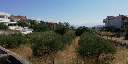 Building land in Slatine on Ciovo