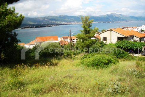 Building land for sale Ciovo, Mastrinka - 1910 - view (1)