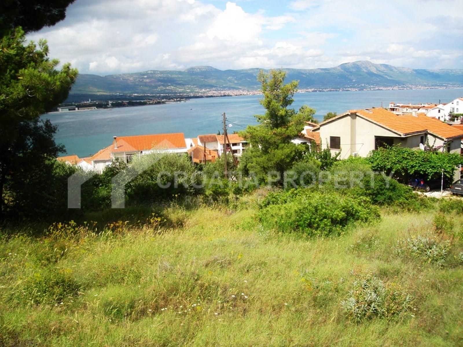 Building land for sale Ciovo, Mastrinka