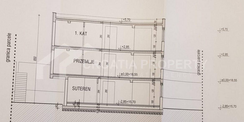 building plot in Rogoznica for sale - 1917 - photo (9)
