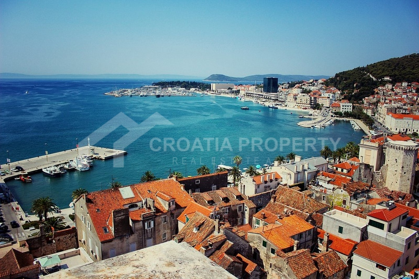 Apartment for sale Split Gripe