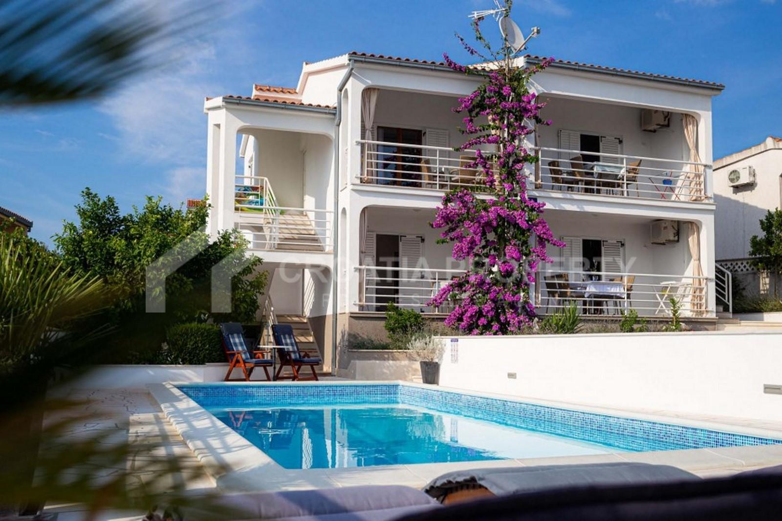 Villa with pool for sale Rogoznica area