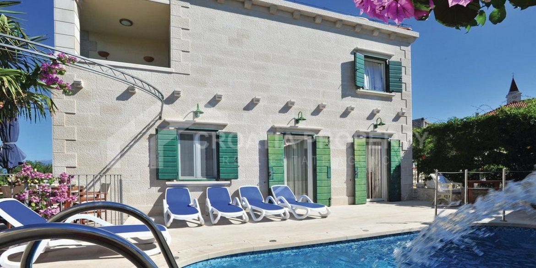 beautiful villa pool Brac - 1959 (1)