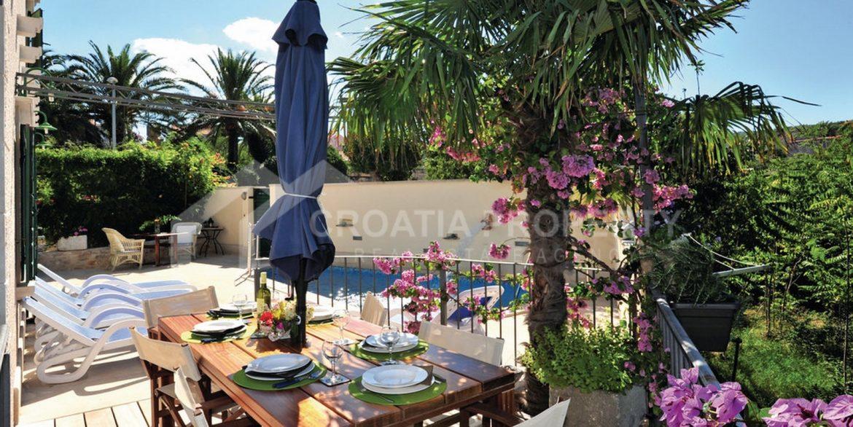 beautiful villa pool Brac - 1959 (13)