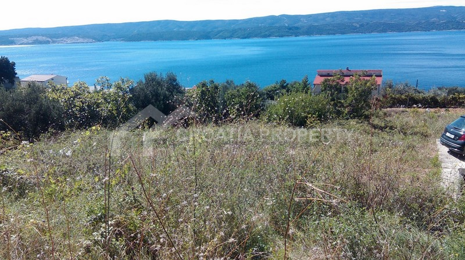 Omis building plot for sale