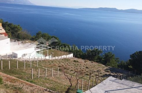 Seafront building land Marusici - 1971 - plot (1)