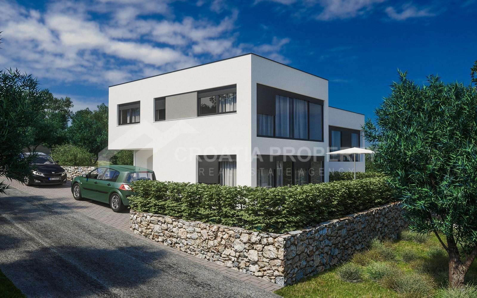 Newly-built villas for sale Zaboric
