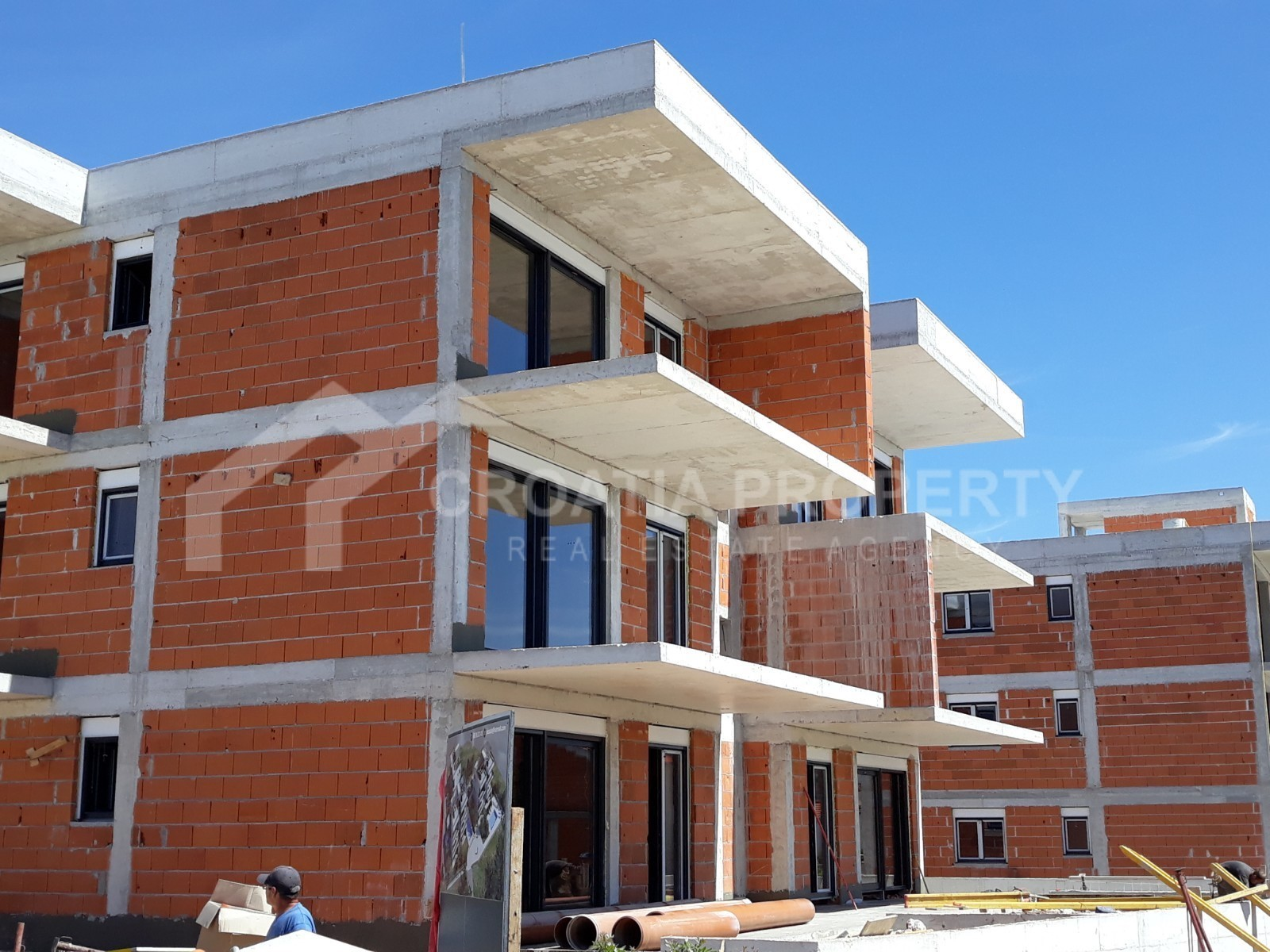 Brand new apartments with lovely seaview Ciovo