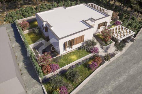 Luxury new villa for sale Brodarica - 1979 - villa with pool (1)