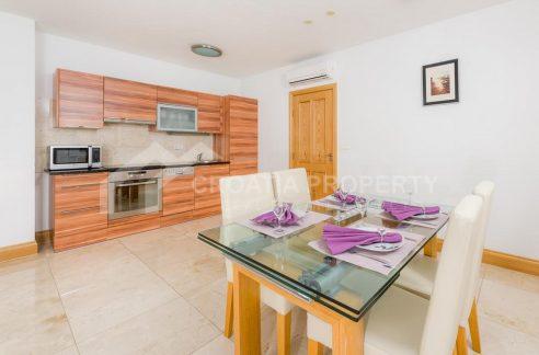 A seaview apartment in Milna - 2023 - kitchen (1)