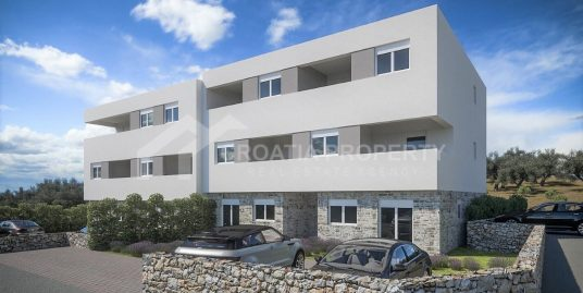 Penthouse apartment near Šibenik