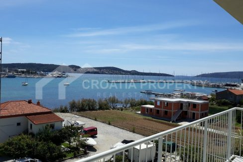 Newly built apartments Trogir - 2003 - view (1)