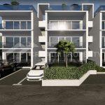 Apartments near the sea Ciovo - 2017 - front view (1)