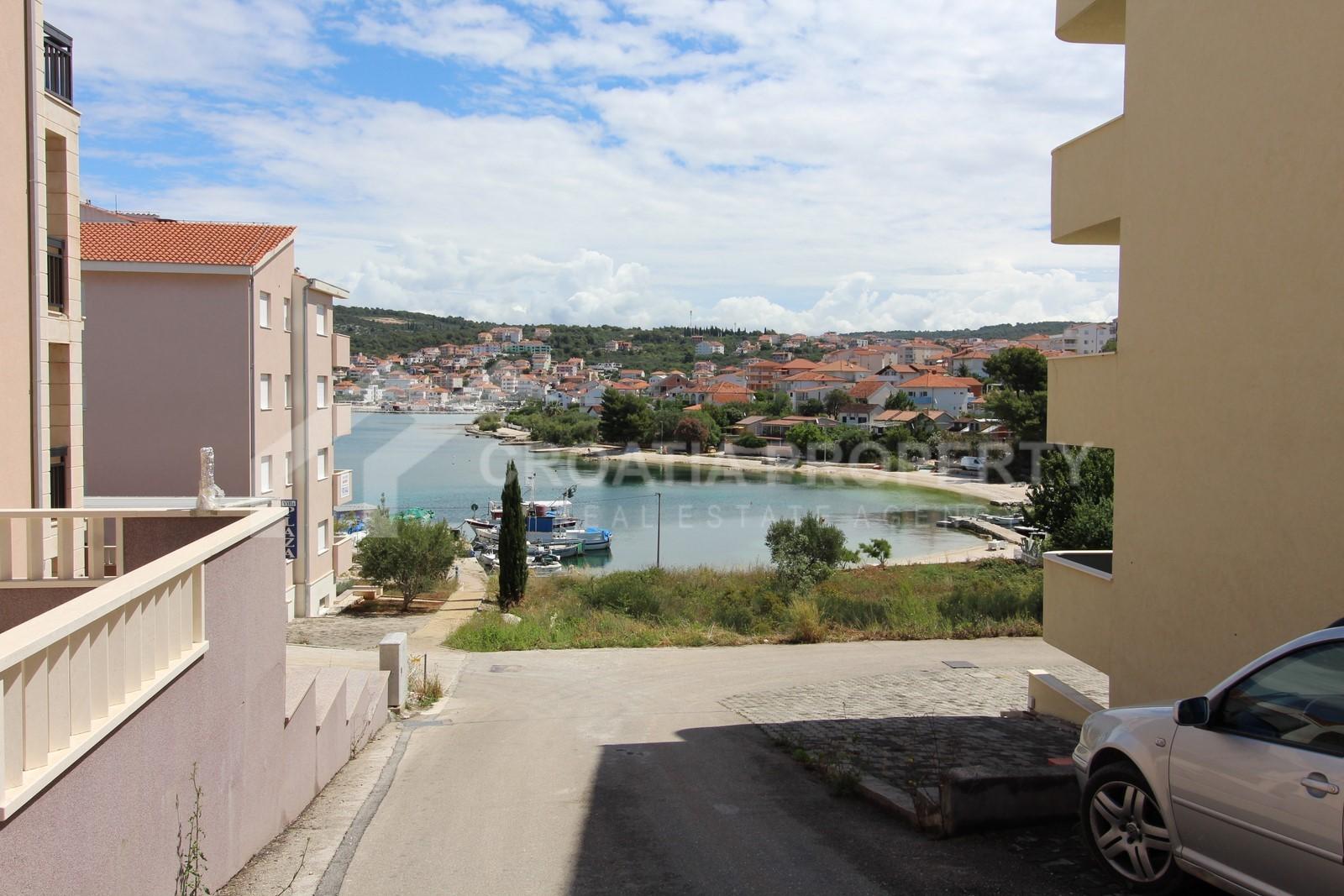 Apartment second row to the sea Ciovo